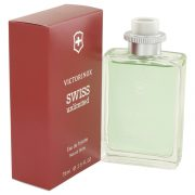 Swiss Unlimited by Victorinox Eau De Toilette Spray 2.5 oz Men