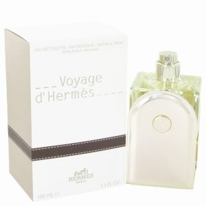 Voyage D'Hermes by Hermes Eau De Toilette Spray Refillable 3.3 oz Men