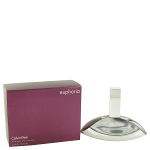 Euphoria by Calvin Klein Eau De Parfum Spray 3.3 oz Women