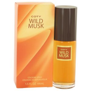 WILD MUSK by Coty Cologne Spray 1.5 oz Women