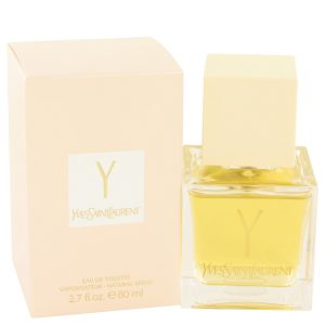 Y by Yves Saint Laurent Eau De Toilette Spray 2.7 oz Women