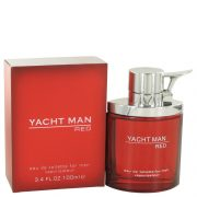 Yacht Man Red by Myrurgia Eau De Toilette Spray 3.4 oz Men