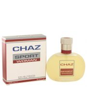 CHAZ SPORT by Jean Philippe Eau De Toilette Spray 3.4 oz Women
