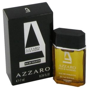 AZZARO by Azzaro Mini EDT .23 oz Men