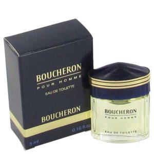 BOUCHERON by Boucheron Mini EDT .15 oz Men