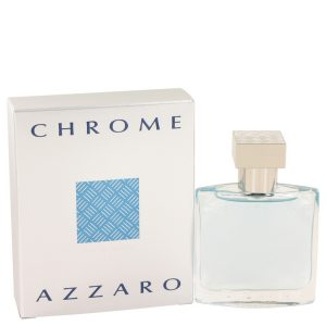 Chrome by Azzaro Eau De Toilette Spray 1 oz Men