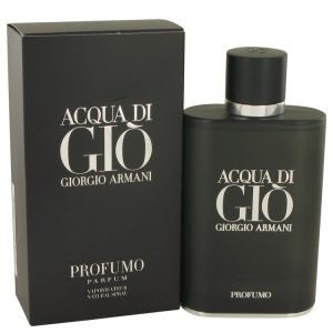 Acqua Di Gio Profumo by Giorgio Armani Eau De Parfum Spray 4.2 oz Men