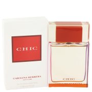 Chic by Carolina Herrera Eau De Parfum Spray 2.7 oz Women