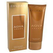 Bvlgari Aqua Amara by Bvlgari After Shave Balm 3.4 oz Men