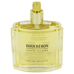 BOUCHERON by Boucheron Eau De Toilette Spray (Tester) 3.4 oz Men