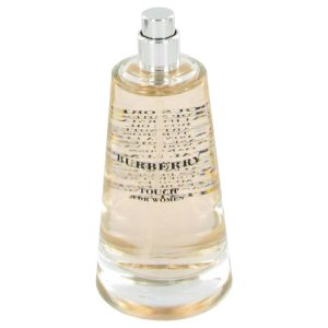 BURBERRY TOUCH by Burberry Eau De Parfum Spray (Tester) 3.3 oz Women