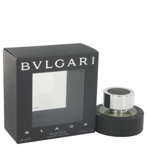 BVLGARI BLACK (Bulgari) by Bvlgari Eau De Toilette Spray (Unisex) 1.3 oz Women