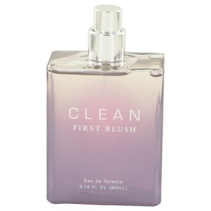 Clean First Blush by Clean Eau De Toilette Spray (Tester) 2.14 oz Women