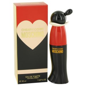 CHEAP & CHIC by Moschino Eau De Toilette Spray 1 oz Women