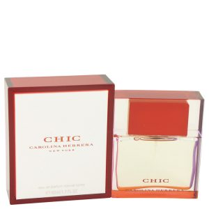 Chic by Carolina Herrera Eau De Parfum Spray 1.7 oz Women