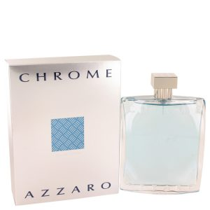 Chrome by Azzaro Eau De Toilette Spray 6.8 oz Men