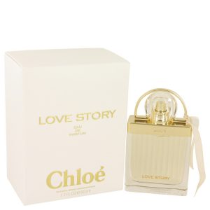 Chloe Love Story by Chloe Eau De Parfum Spray 1.7 oz Women