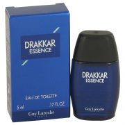 Drakkar Essence by Guy Laroche Mini EDT .17 oz Men