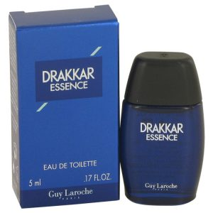 Drakkar Essence by Guy Laroche Mini EDT .17 oz Men