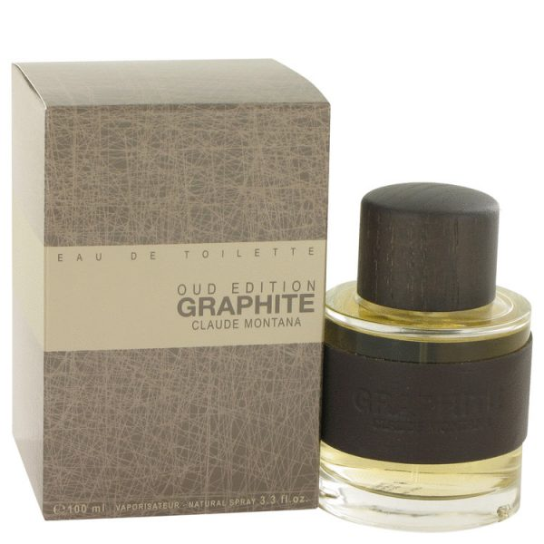 Graphite Oud Edition by Montana