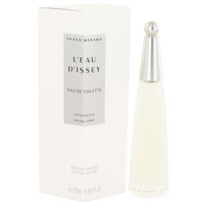 L'EAU D'ISSEY (issey Miyake) by Issey Miyake Eau De Toilette Spray .85 oz Women