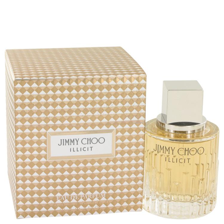Jimmy Choo Illicit by Jimmy Choo Eau De Parfum Spray 2 oz Women