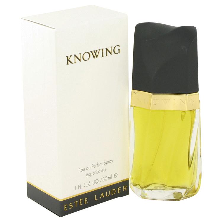 KNOWING by Estee Lauder Eau De Parfum Spray 1 oz Women