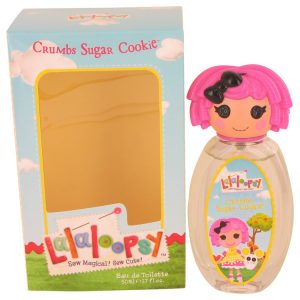 Lalaloopsy by Marmol & Son Eau De Toilette Spray (Crumbs Sugar Cookie) 1.7 oz Women