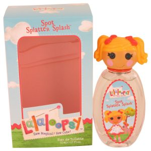 Lalaloopsy by Marmol & Son Eau De Toilette Spray (Spot Splatter Splash) 1.7 oz Women
