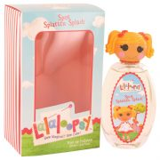 Lalaloopsy by Marmol & Son Eau De Toilette Spray (Spot Splatter Splash) 3.4 oz Women