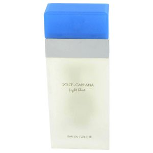 Light Blue by Dolce & Gabbana Eau De Toilette Spray (Tester) 3.4 oz Women