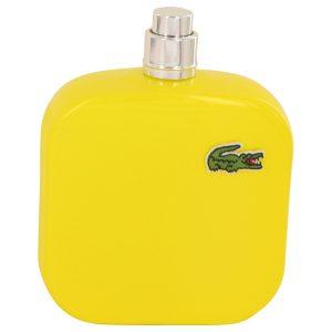Lacoste Eau De Lacoste L.12.12 Jaune by Lacoste Eau De Toilette Spray (Tester) 3.3 oz Men