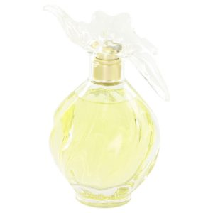 L'AIR DU TEMPS by Nina Ricci Eau De Toilette Spray With Bird Cap (Tester) 3.4 oz Women