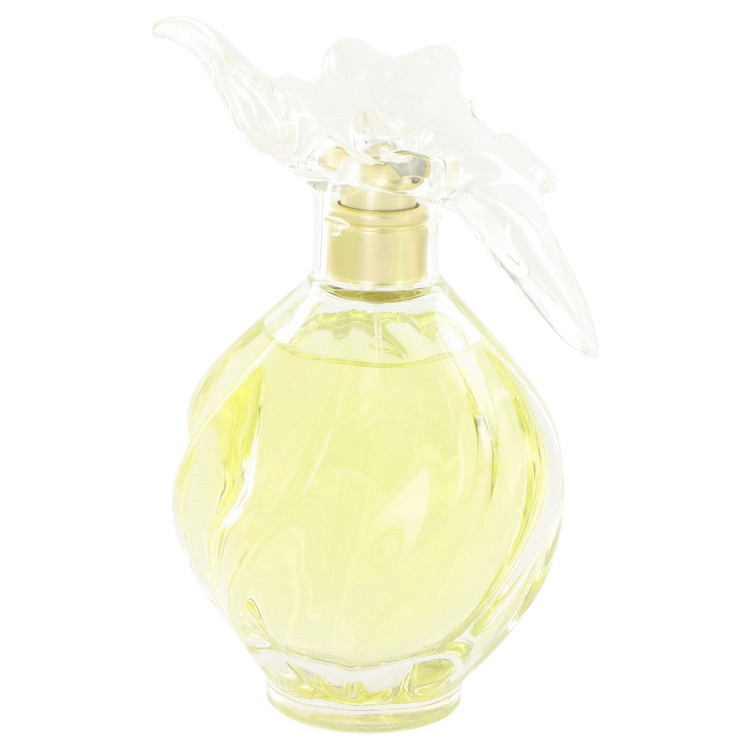 L'AIR DU TEMPS by Nina Ricci Eau De Toilette Spray With Bird Cap (Tester) 3.4 oz Women