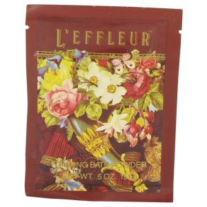 L'EFFLEUR by Coty Foaming Bath Powder .5 oz Women