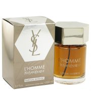 L'homme Intense by Yves Saint Laurent Eau De Parfum Spray 3.3 oz Men