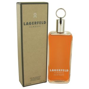 LAGERFELD by Karl Lagerfeld Eau De Toilette Spray 5 oz Men