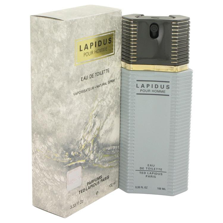 LAPIDUS by Ted Lapidus Eau De Toilette Spray 3.4 oz Men