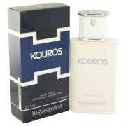 KOUROS by Yves Saint Laurent Eau De Toilette Spray 3.4 oz Men