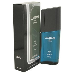 LOMANI by Lomani Eau De Toilette Spray 3.4 oz Men