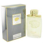 LALIQUE by Lalique Eau De Toilette Spray (Lion) 4.2 oz Men