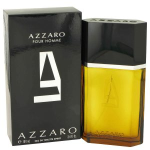 AZZARO by Azzaro Eau De Toilette Spray 3.4 oz Men