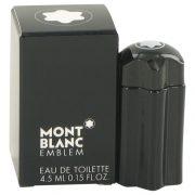Montblanc Emblem by Mont Blanc Mini EDT .15 oz Men