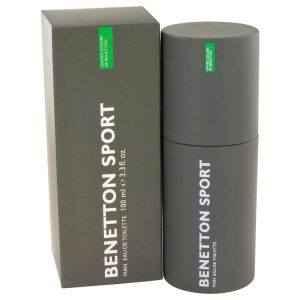 BENETTON SPORT by Benetton Eau De Toilette Spray 3.3 oz Men