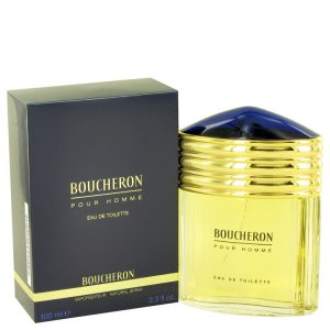BOUCHERON by Boucheron Eau De Toilette Spray 3.4 oz Men