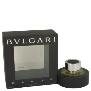 BVLGARI BLACK (Bulgari) by Bvlgari Eau De Toilette Spray (Unisex) 2.5 oz Men
