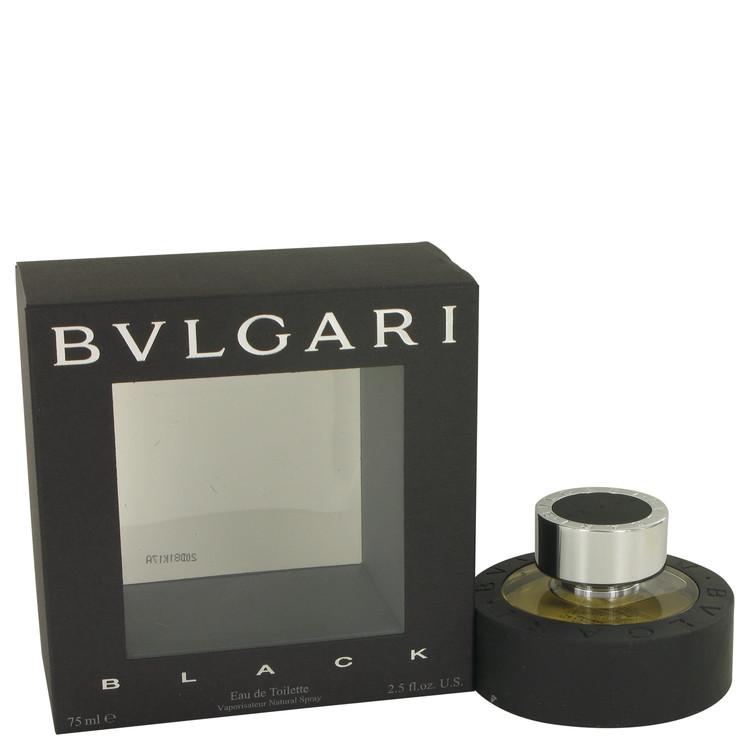 BVLGARI BLACK (Bulgari) by Bvlgari Eau De Toilette Spray (Unisex) 2.5 oz Men