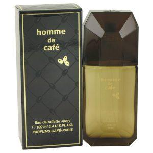 Café by Cofinluxe Eau De Toilette Spray 3.4 oz Men