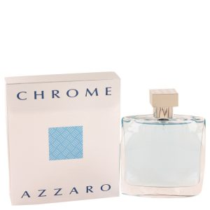 Chrome by Azzaro Eau De Toilette Spray 3.4 oz Men