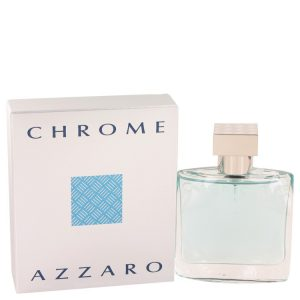 Chrome by Azzaro Eau De Toilette Spray 1.7 oz Men